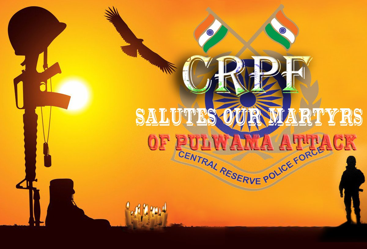 WE WILL NOT FORGET, WE WILL NOT FORGIVE:We salute our martyrs of Pulwama attack and stand with the families of our martyr brothers. This heinous attack will be avenged.
