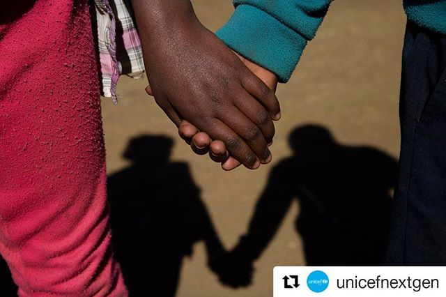 #Repost @unicefnextgen ・・・ What's better than roses this #ValentinesDay? Gender Equality 🥰 Last year, NextGen raised over $200K to support women-in-STEM initiatives in South Africa, helping to close the gender gap in the workforce! 📸: @unicef  #u… https://t.co/Fj0eFCyJ57