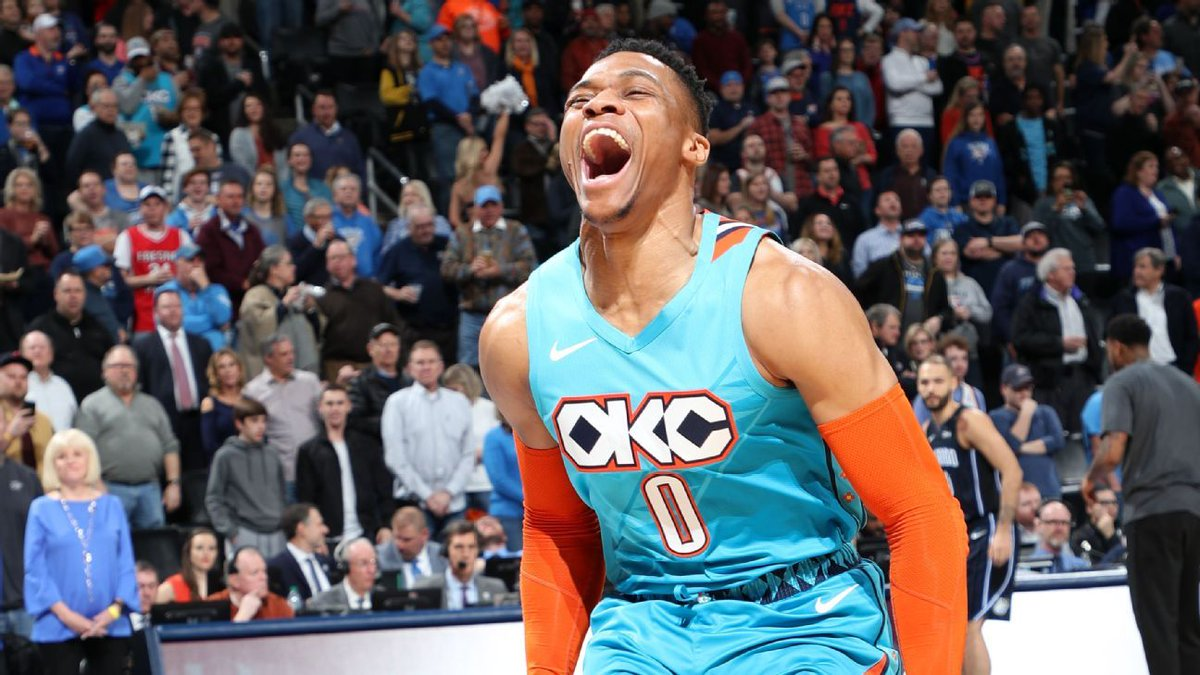 Basket-Infos's photo on Russell Westbrook