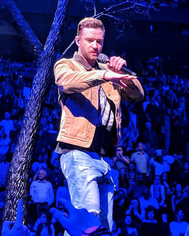 You, me, and #jt #justintimberlake #rockyourbody #manofthewoods http://bit.ly/2SDe2fg