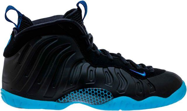 b18fc3b8eb7 little posite one hornets grade school lifestyle shoe black blue lagoon  concord blue chill free shipping