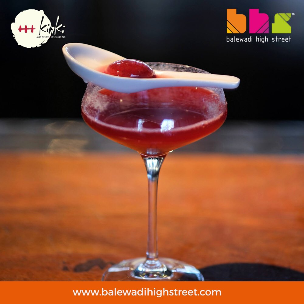 Quality time with your loved ones, & a serving of our delicious #CaptainKinki, pretty much sums up the perfect evening! 🙂 Get #Kinki this #weekend! 😀 #BeOurValentine #BHS #pune #spoiltbychoice #lifeatbhs #worldcuisine #placetobe #drinkstagram #drinkporn #foodporn #foodies