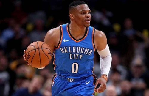 Basket USA's photo on Russell Westbrook