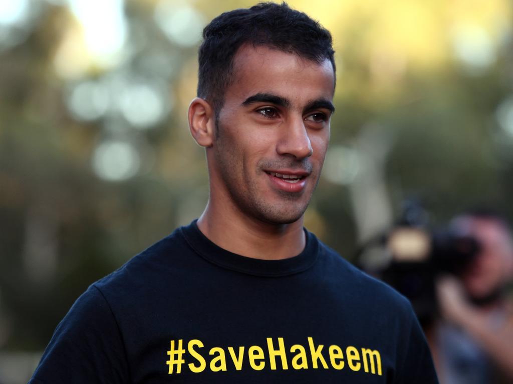 Hakeem al-Araibi's plight caused by a Border Force bungle, top cop says   https://t.co/nJghWEkoaI #SaveHakeem