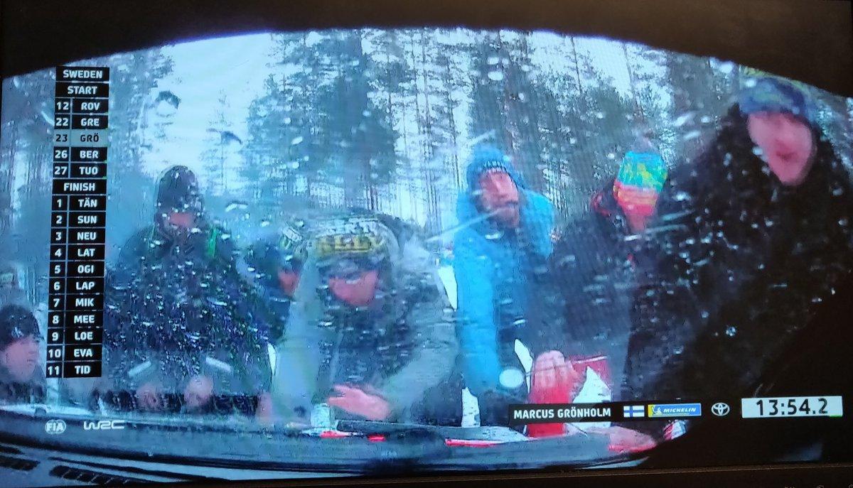 WRC: 67º Rallye Sweden [14-17 Febrero] - Página 4 DzbyIHbW0AI22N6