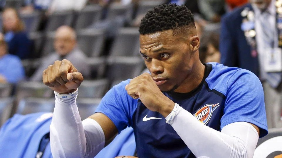 L'Analyste's photo on Russell Westbrook