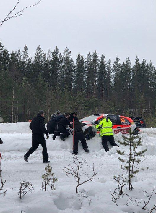 WRC: 67º Rallye Sweden [14-17 Febrero] - Página 4 DzbzUtjXgAEvgIV