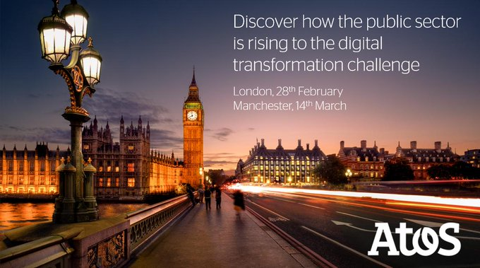Attend our executive conference with @EngageESM and @AppDynamics to understand how Atos can...
