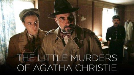 'Little Murders (by Agatha Christie)' questa sera alle 21:15. Rivedi gli episodi su http://www.la7.it/film-e-fiction #La7