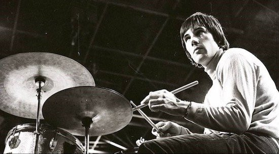 Happy birthday Mick Avory , legendary drummer with the Kinks.