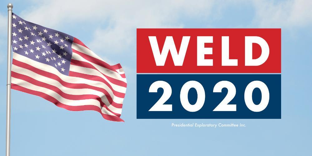 """It is time for all people of good will to take a stand and plant a flag...It's for this reason that I have today established an Exploratory Committee to pursue  the possibility for my running for the Presidency of the United States as a Republican in the 2020 election."""