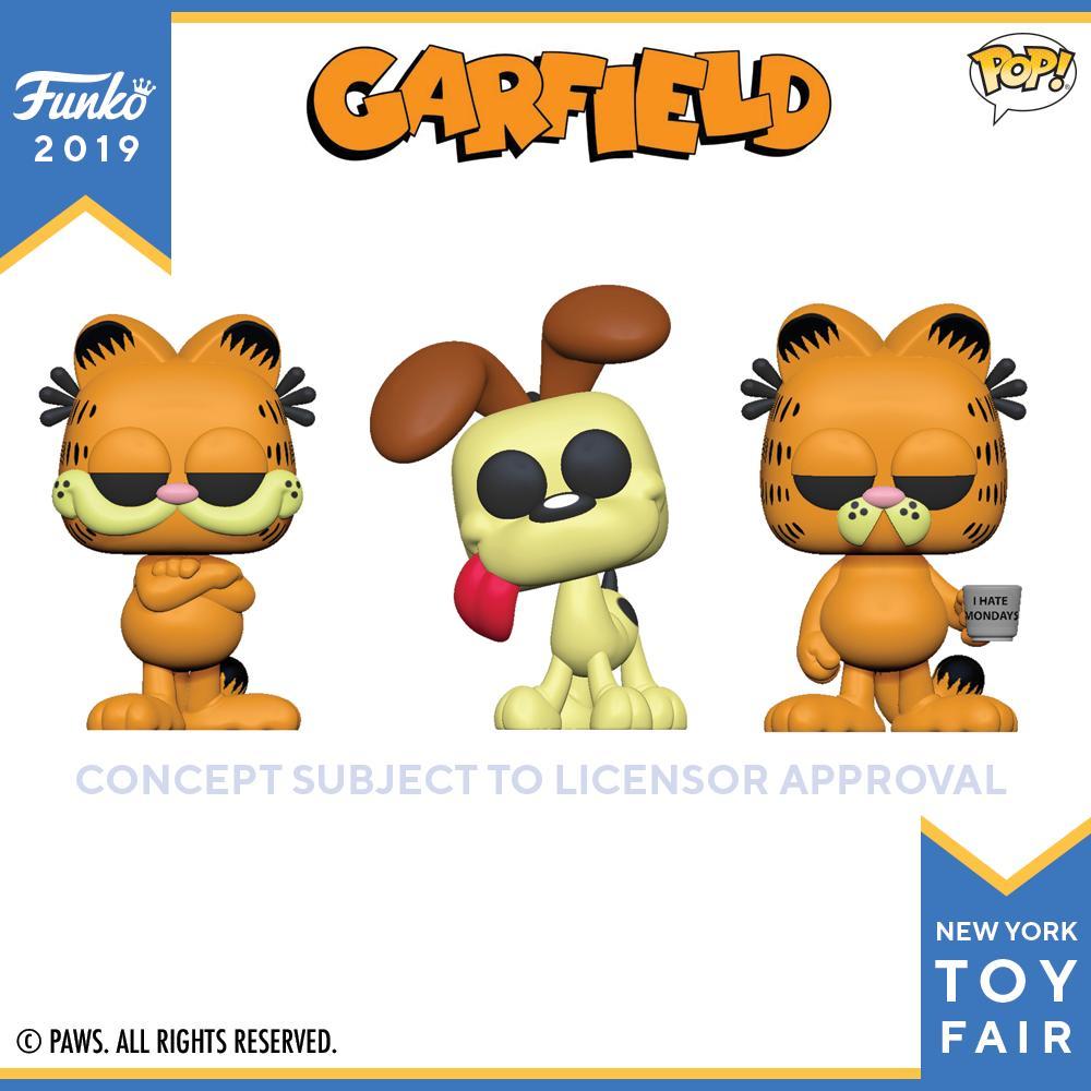 Naidena ϟ On Twitter Pop Comics Garfield Garfield Newyorktoyfair Funkotfny Funkopop Garfield Odie Garfield With An I Hate Mondays Mug Exclusiva De Funko Shop Https T Co Rqwkbrwf9i