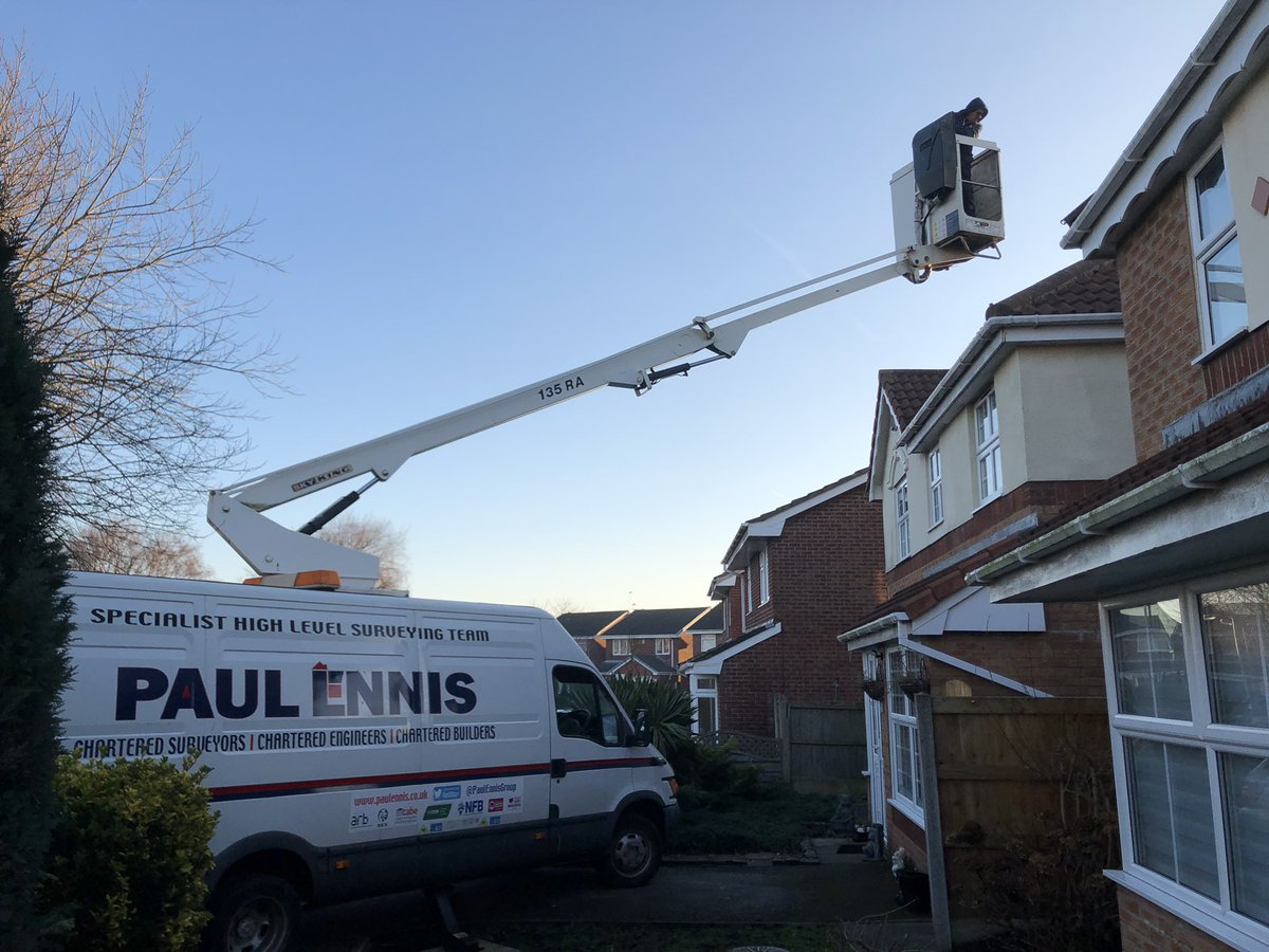 test Twitter Media - The domestic surveying team out today on a full building survey. Getting up close to potential problems with the roof #Southport #surveyors #paulennis https://t.co/VX7fMj8Sz9
