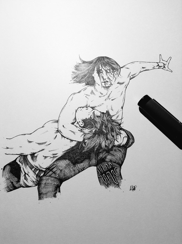 Tanahashi's last waltz and Jay White's New Beginning,11th February 2019 @JayWhiteNZ #BreatheWithTheSwitchblade #njpw #njnbg <br>http://pic.twitter.com/Bk5RKjSFnB