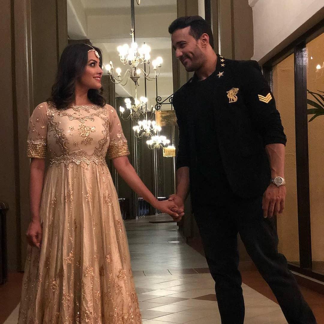 Anita Hassanandani and Rohit Reddy are couple goals  #anitahassanandani #rohitreddy #anitarohit #ektakapoor #newborn #raviekapoor #couplegoals #couples #namingceremony #love #breezy #fashion #diva #style #beautiful #pretty #goals #fashiongoals #fashionista #beauty #televisionpic.twitter.com/DgN035NIJC