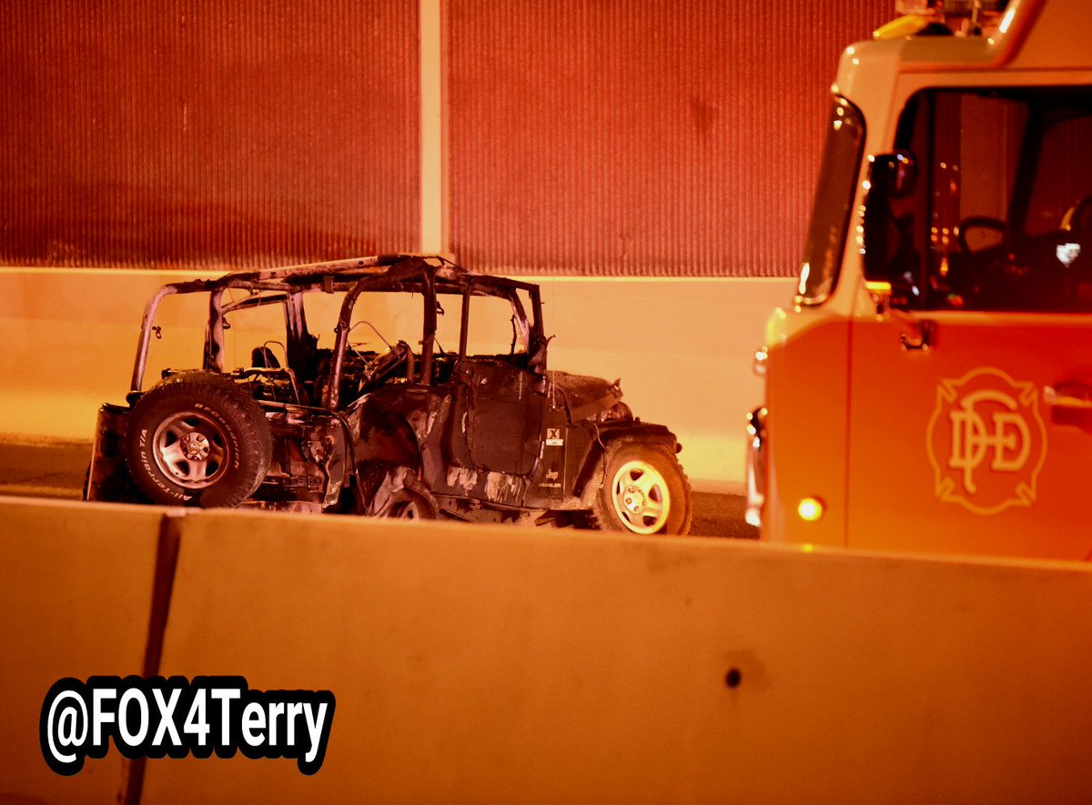 By Photo Congress || Fatal Accident Dallas North Tollway Today