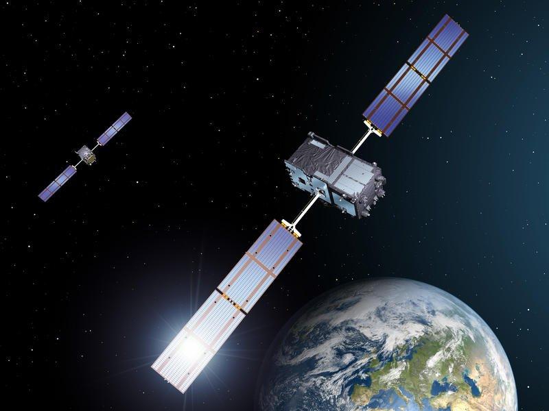 🔭Un día como hoy hace 455 años nació #Galileo Galilei, astrónomo italiano que jugó un papel fundamental en la revolución científica.  🛰️¿Sabías que da nombre al sistema global de #navegación por satélite (#GNSS) de la #UE🇪🇺? ➡️https://www.gsa.europa.eu/  📷 @EU_GNSS
