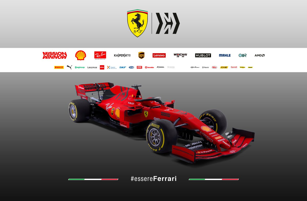 The wait is over! Here is the #SF90  #essereFerrari