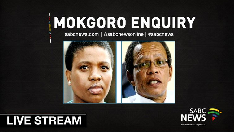 [LIVE STREAM] #MokgoroEnquiry – Friday, 15 February 2019 | WATCH:  https://t.co/CCObOLcshS #sabcnews