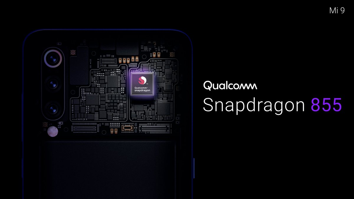 In August 2017, we established our first R&amp;D Center in the US and quickly began building a close partnership with @Qualcomm.  We are now set to usher in a new era of mobile technology together by launching #Mi9 with Qualcomm&#39;s Snapdragon 855 processor.   Are you ready?<br>http://pic.twitter.com/hKud0d6p5E