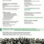 Image for the Tweet beginning: El #COAMálaga celebrará el próximo