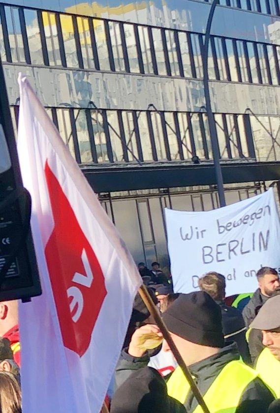 BVGer Busfahrer's photo on #warnstreik