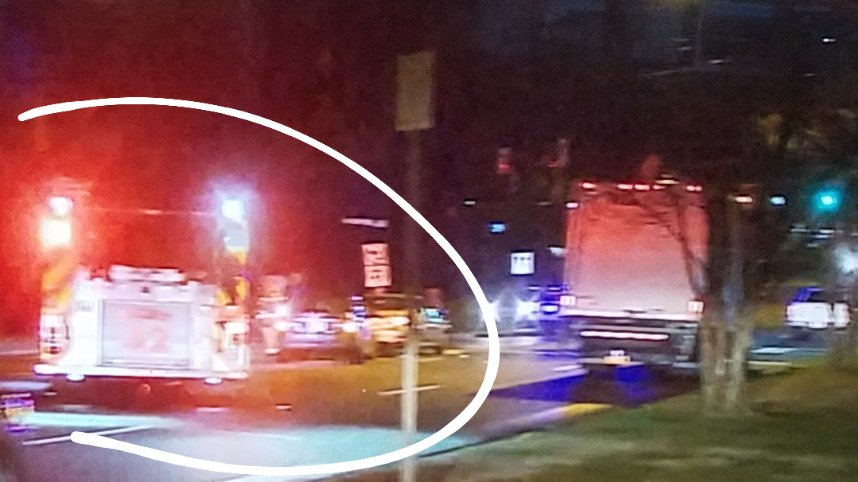 INJURY WRECK: O/B Albemarle Rd @ Central Ave. Left turn &amp; Left thru lane BLOCKED.  #clttraffic #WCCB<br>http://pic.twitter.com/vfSYF86xtQ