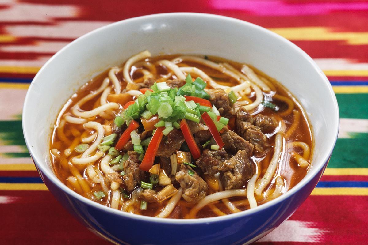 фото уйгурских блюд они обрели