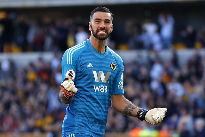 Happy birthday to our shot stopper Rui Patricio, have a great day