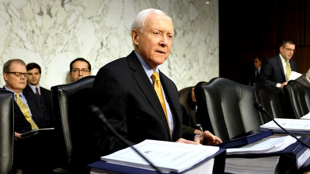 Orrin Hatch Foundation seeking $2 million in taxpayer money to fund new center in his honor http://hill.cm/SvJSqnz