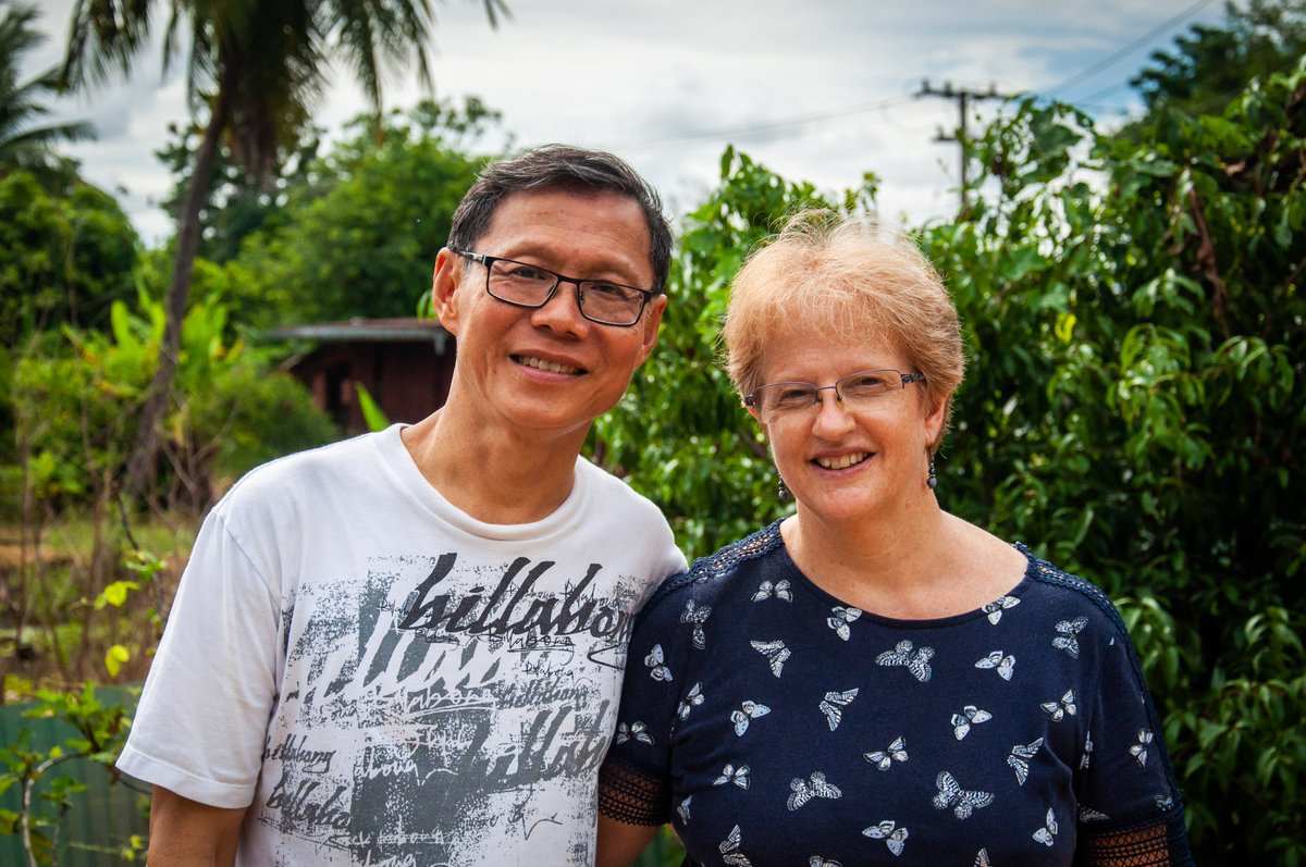 test Twitter Media - It's Wit Boondeekhun's birthday!! 🎉🎈🎉Wit, along with his wife Helen, are serving in Thailand, in a village called Wang Daeng that is almost 100 per cent Buddhist.Happy birthday Wit, from all of us at BMS. We hope you enjoy your day! 🎈🎁🎉 https://t.co/hzMadgdr36