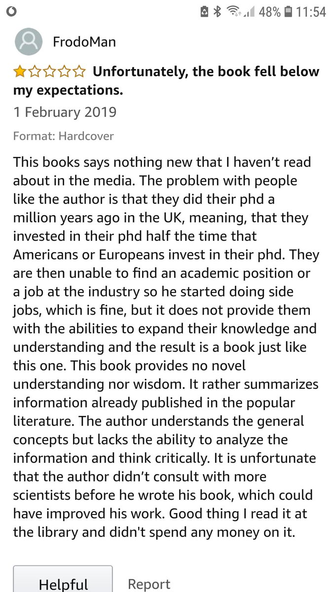 Dr Adam Rutherford On Twitter I Did See That Review Which Interestingly Is Almost Verbatim Copy And Paste From His Review Of My Last Book Even Odder Is That The Book Is