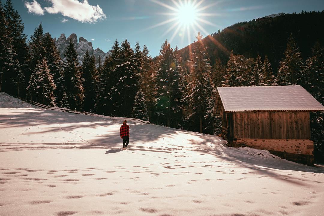 Passeggiando per la Val di Funes