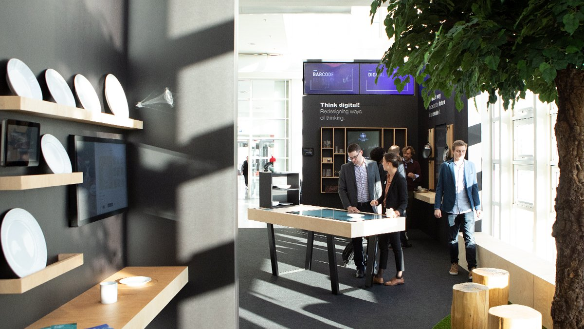 """On digitalization in the German retail sector and the """"VUCA"""" development – read Messe Frankfurt's management report 01/2019!  http://m-es.se/m4M1  #ambiente19"""