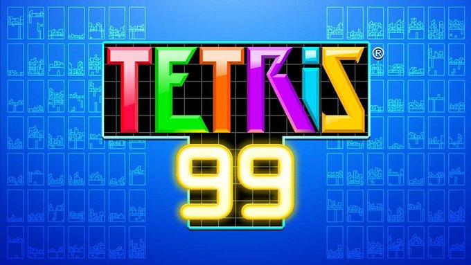 Tetris 99 Photo