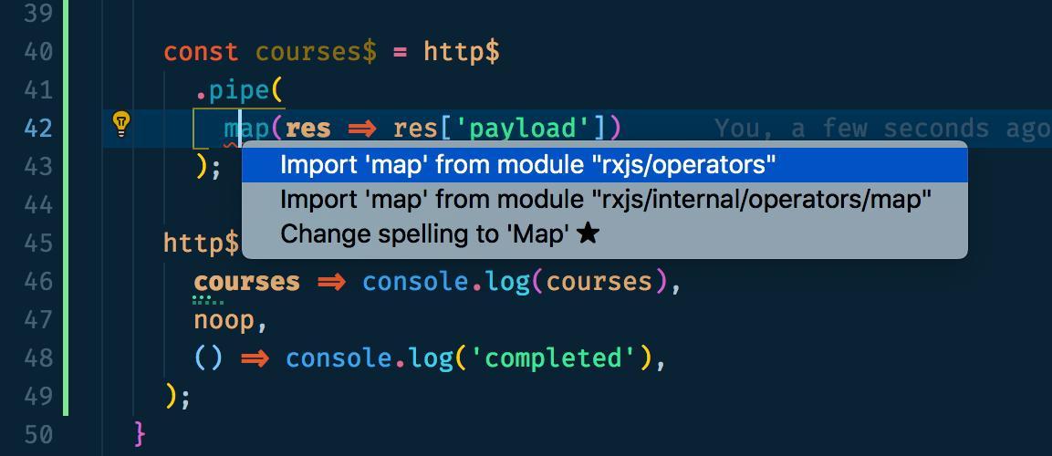 Iamjessryan Automatic imports with @vscode `