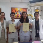 Image for the Tweet beginning: Congratulations to Ms. Cenry Santiago,