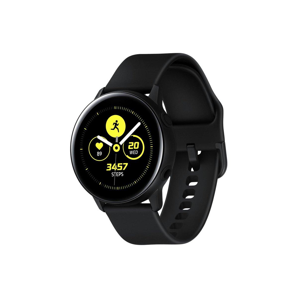 مراجعة Samsung Galaxy Watch active