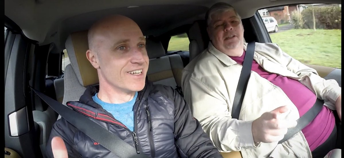 Selling a 2018 @NissanEV_UK Leaf to @ecocars1. Buying a @bmw #i3 from @justevs_ and a very personal discussion about #ptsd and its effects not only on driving but life in general. http://youtu.be/MAnXcqmhlsY  @EVNewsDaily @bobbyllew