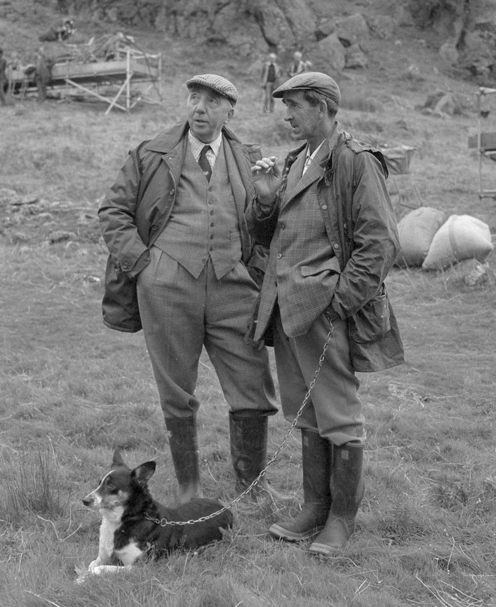 One man, one dog, many sheep: One Man And His Dog was first broadcast #OnThisDay 1976.