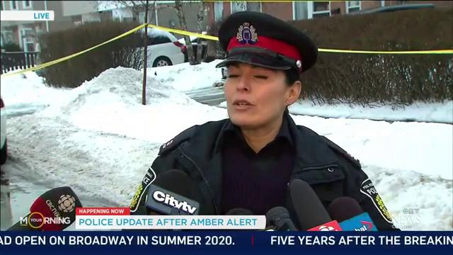 "Police respond to complaints from citizens about the Amber Alert waking them up. ""We're talking about a child that was missing and in this case the child was found deceased."""