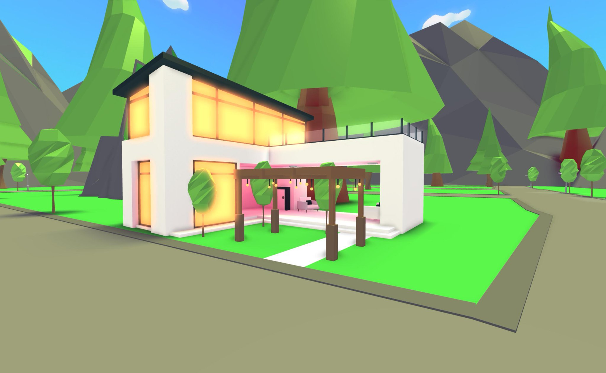 Bethink On Twitter Opinions A House Possibly Coming To Adopt Me In The Future Roblox Robloxdev