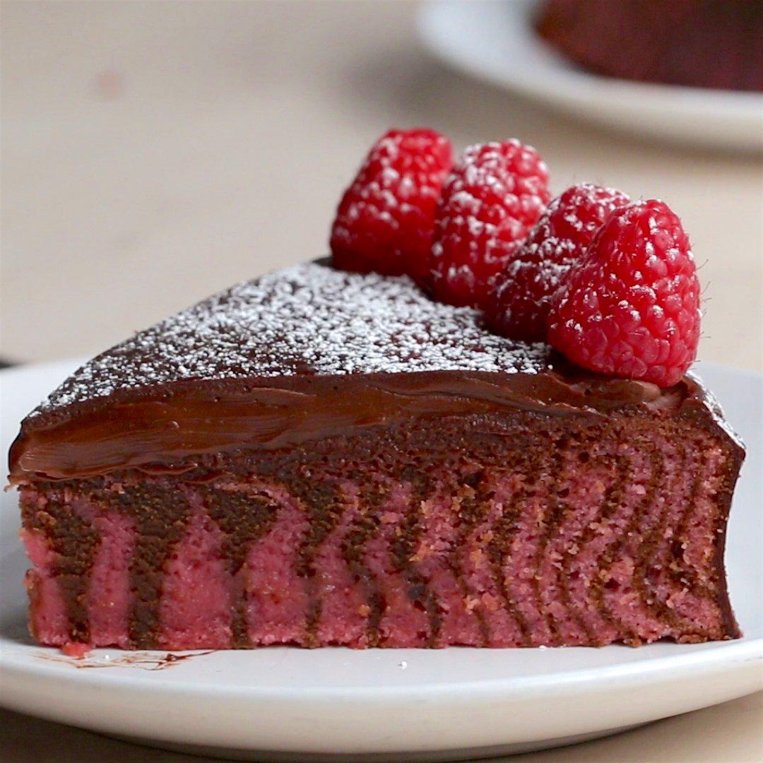 малиновый торт простой рецепт с фото другой стороны запрета
