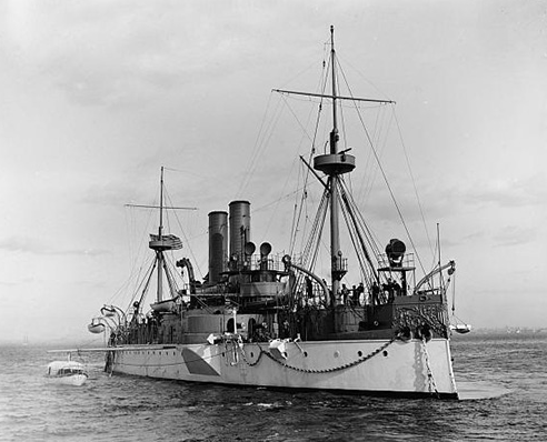 Today in History: an explosion sinks the USS Maine in Havana harbor, 1898 #otd #tih https://t.co/ofJUytSRtH
