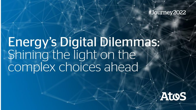 Survival in a digitized #energy world depends on understanding and developing strategies to...