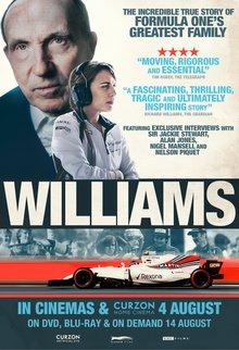 Documentário emocionante do fundador da equipe Williams, o lendário Sir Frank Williams. Pra quem ama #Formula1 e velocidade irá curtir a paixão q ele nutre pelo esporte a motor e todos os desafios enfrentados. Sem dúvida alguma Frank é uma figura inspiradora @WilliamsRacing