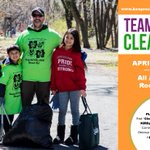 Image for the Tweet beginning: #GreatAmericanCleanup registration is OPEN!