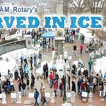 Image for the Tweet beginning: Ice Fest is right around