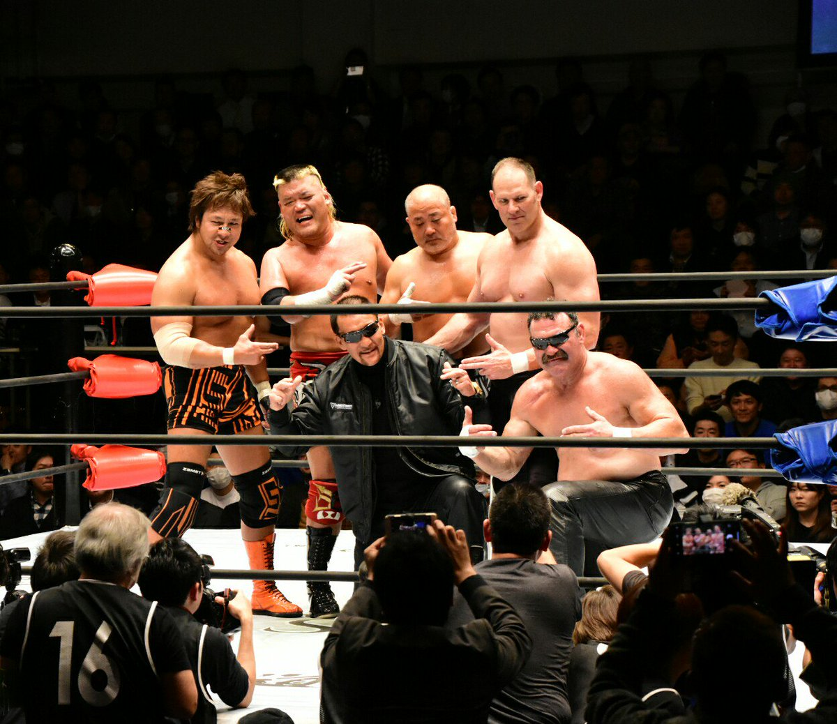 "Keiji Mutoh Produce: ""Pro Wrestling Masters"" Don Frye vuelve a Japón 7"