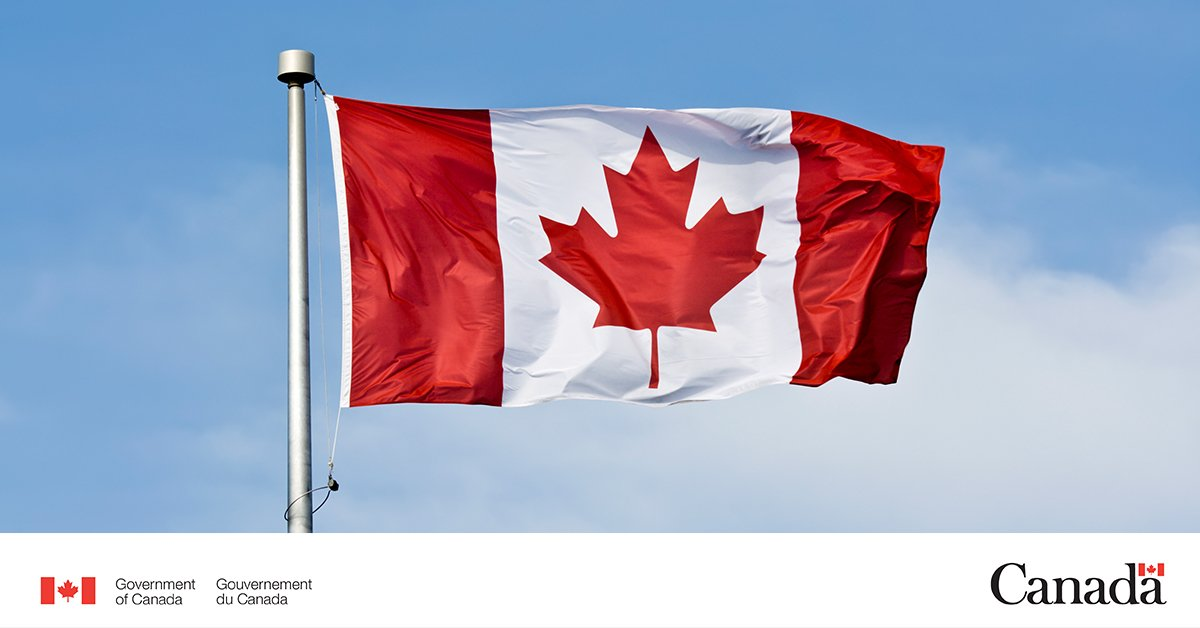 The 🇨🇦 flag was raised for the 1st time #OnThisDay 54 years ago. That's 1 year before TBS became its own department! Happy #CanadianFlag Day to the Maple Leaf: you'll always be older than us. How are you honouring the flag? http://ow.ly/lyVm30nHL2d @CdnHeritage